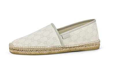 094c86128c Amazon.com: Gucci Men's Alejandro GG Signature Canvas Espadrille ...