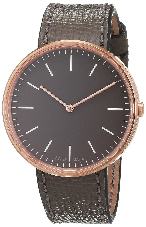 Uniform Wares Damen-Armbanduhr M35_SRG_W1_CGR_GRY_1618S_01