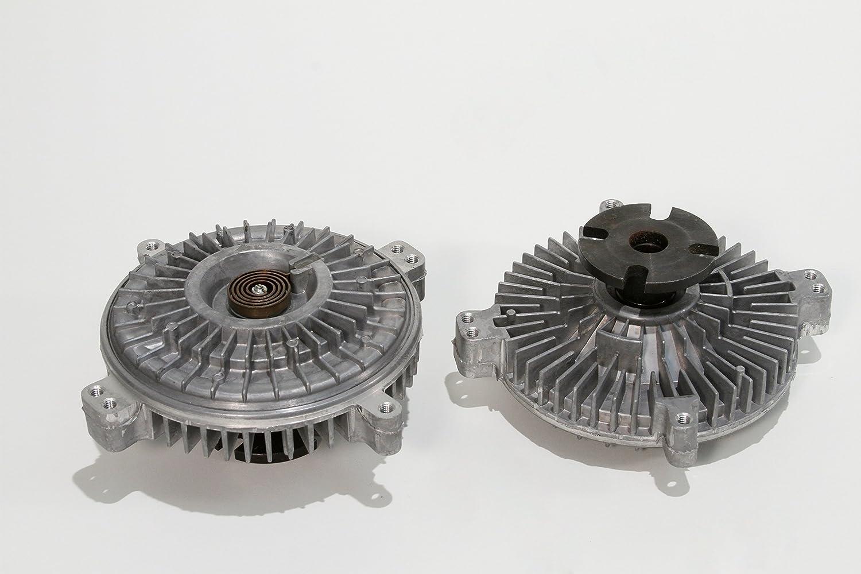 MERCEDES 380SE 420SEL 500SEC 560SEL 560SL 560SEC Engine Cooling Fan Clutch