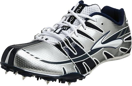 Brooks - Zapatillas de Running para Hombre, Color Plateado, Talla ...
