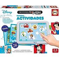 Educa Borrás- Touch Disney Primeras Actividades, Multicolor (17919)