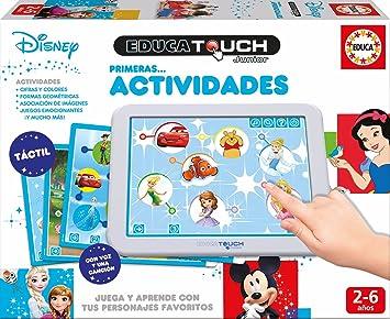 Educa Borrás- Touch Disney Primeras Actividades, (17919)