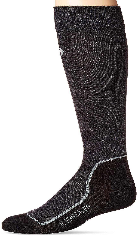 New Zealand Merino Wool Icebreaker Merino Ski Over The Calf Socks