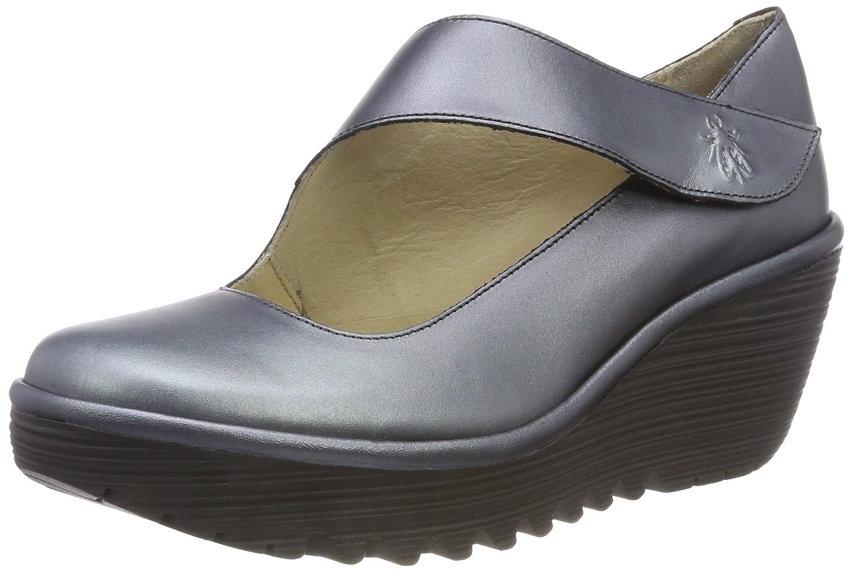 Fly London Yasi682fly, Zapatos de tacón con Punta Cerrada para Mujer