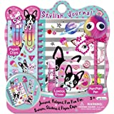 Diary for Girls - Journal Set For Kids 5 Years and Over - Best Pals Notebook With Blank Pages, Stickers and Much More For Hours Of Fun by Hot Focus