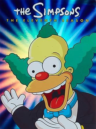 Amazon Com The Simpsons Season 11 The Simpsons Movies Tv