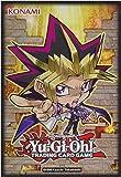 Konami YGO-CCS16 - Yu-Gi-Oh- Chibi Karten 2016, 50 Hüllen