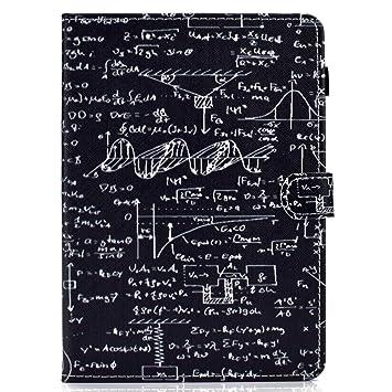 WDSUN Funda Universal Tablet 10.1 Pulgadas Carcasa Protección Case de Cuero para Huawei MediaPad T3/T5 10,Samsung Galaxy Tab A6 10.1, LNMBBS/YOTOPT ...
