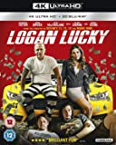 Logan Lucky 4K UHD [Blu-ray]