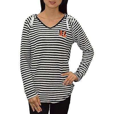 Womens Cincinnati Bengals Athletic Warm Hoodie / Sweatshirt