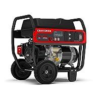 Lowes.com deals on CRAFTSMAN 7000-Running-W Gasoline Portable Generator