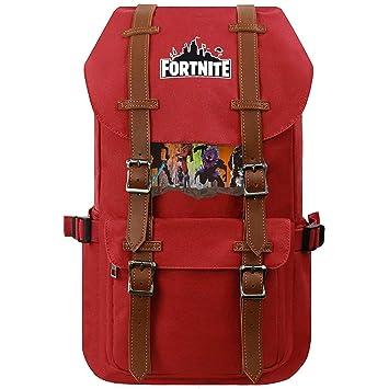 3db877dfa1b4 Amazon.com: Fort-nite Battle Royale Premium Backpack with Bonus ...