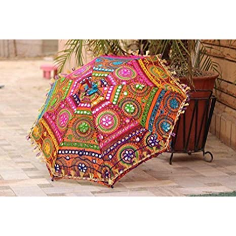 Amazon Com Rajasthani Handicraft Jaipur Embroidery Work Decorative