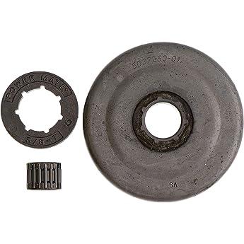 3//8 Clutch Drum Husqvarna Craftsman RedMax GZ3500T Chainsaw 512489201 OEM