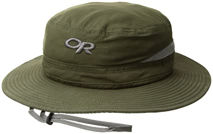 b278a9a3faf Amazon.com  Outdoor Research Sentinel Brim Hat  Sports   Outdoors