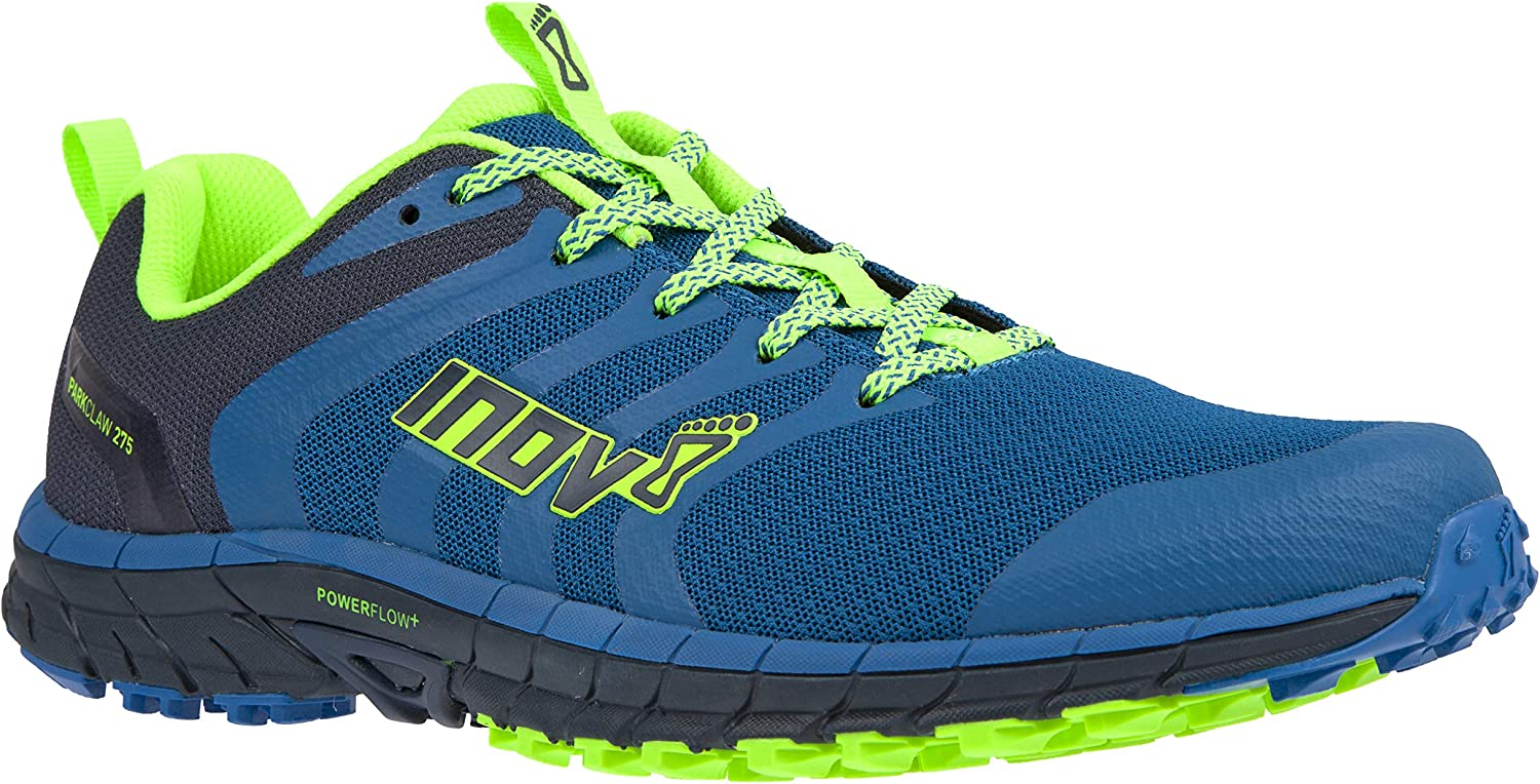 Inov-8 Mens Parkclaw 275 Trail Running Shoe Wide Fit Perfect Shoe to Transition from Road Running to Trail Running