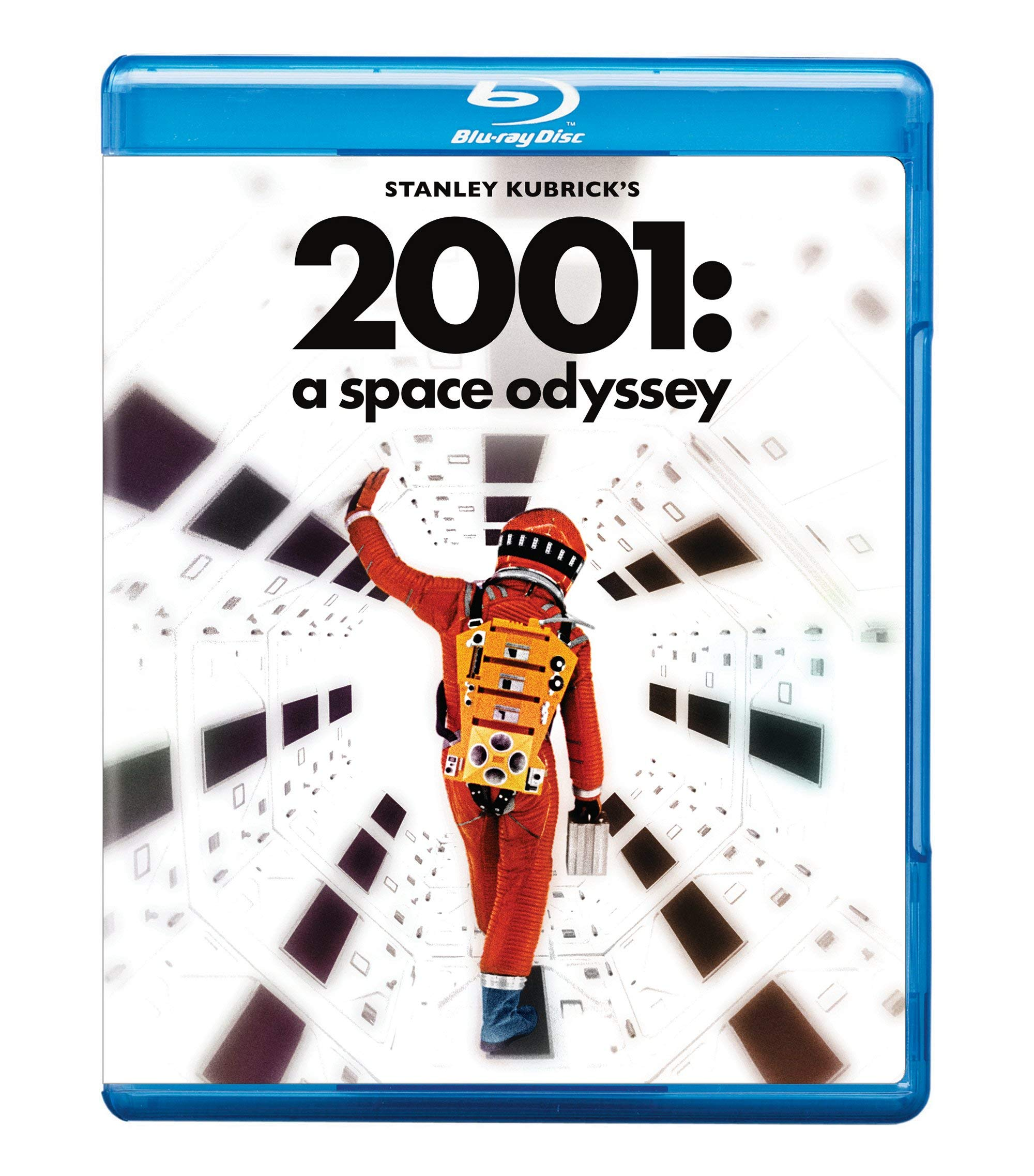 Blu-ray : 2001: A Space Odyssey (Remastered, 2 Pack)