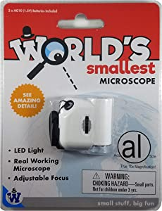 Westminster World's Smallest Microscope