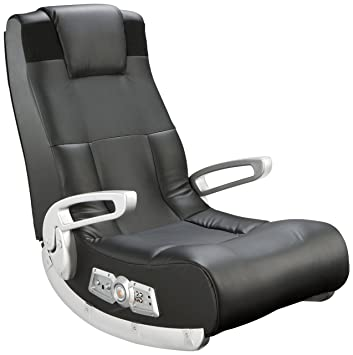 X Rocker  Ii Video Gaming Chair Wireless Black