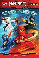 Masters of Spinjitzu (LEGO Ninjago: Reader) (LEGO Ninjago Reader Book 2) Kindle Edition