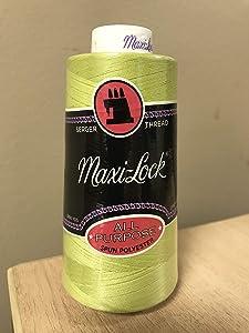 Maxi Lock Sour Apple Cone Thread