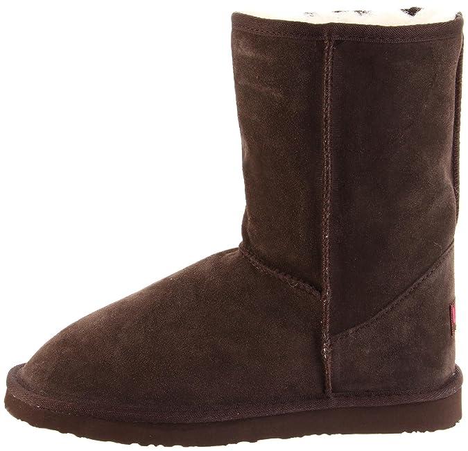 de7f25893d Amazon.com | Ukala Women's Sydney Low, Chocolate, 5 M US | Ankle & Bootie
