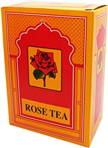 Egyptian Al Warda Rose Ceylon BlackTea Rough Natural Taste Daily Morning Fresh Tea Cup شاي سيلاني الوردة (250 gm)