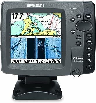 Humminbird 798cxi HD SI Combo - Detector de Peces en Color y ...