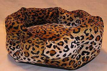 Cama para perros Perros sofá Dormir Espacio Donut Animale 50 cm Diámetro suelo impermeable: Amazon.es: Productos para mascotas