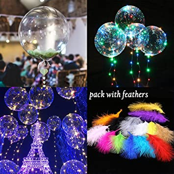 Other Home Arts & Crafts Provided Set Of 9 Handmade Glass Balloons Balloon Lights Christmas Decoration Wedding