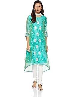 4484ded338d69d Imara Women's Straight Salwar Suit Set (Pack of 3): Amazon.in ...