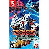 Zoids Wild: Blast Unleashed - Nintendo Switch
