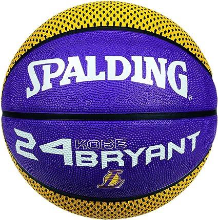 Spalding Kobe Bryant - Balón de baloncesto amarillo lila-gelb ...