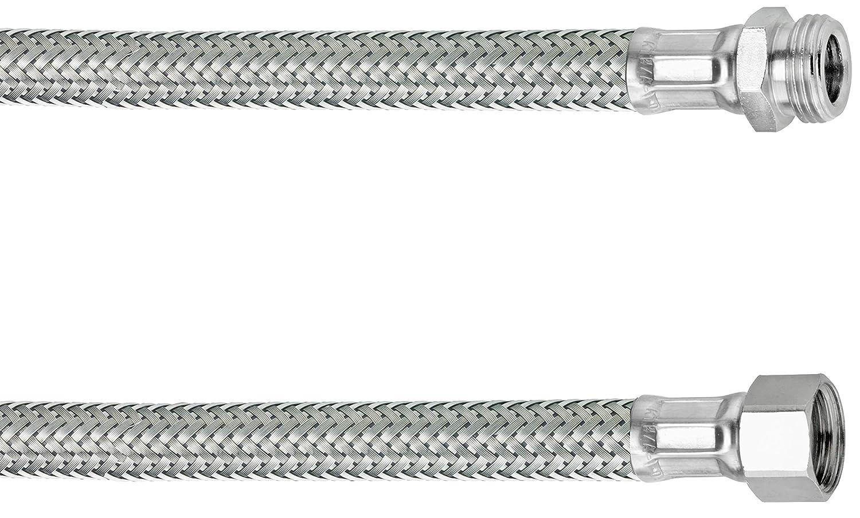 Cornat Tubo di collegamento filettatura 1//2 pollice x 3//8 filetto femmina x 1000 mm T317331270