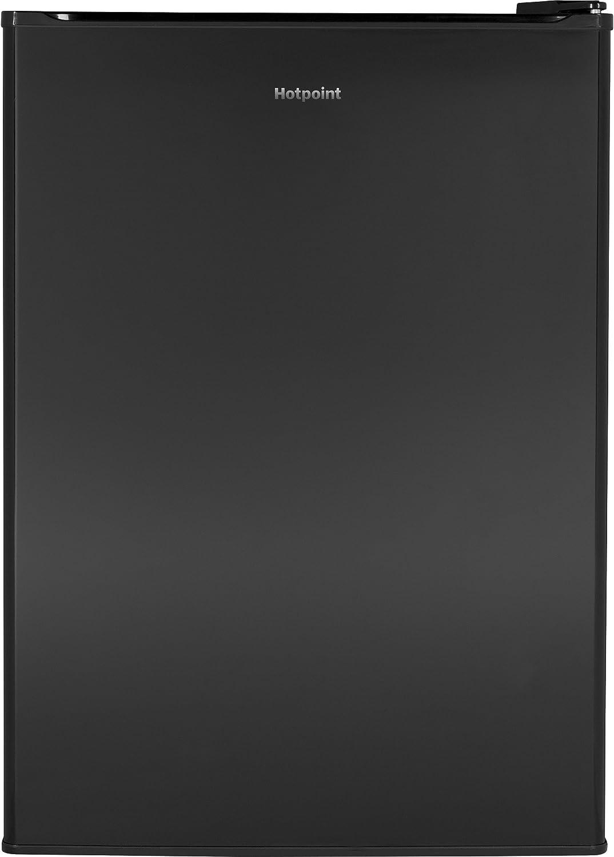 GE HME03GGMBB Compact Refrigerator, 2.7 Cu Ft, Black