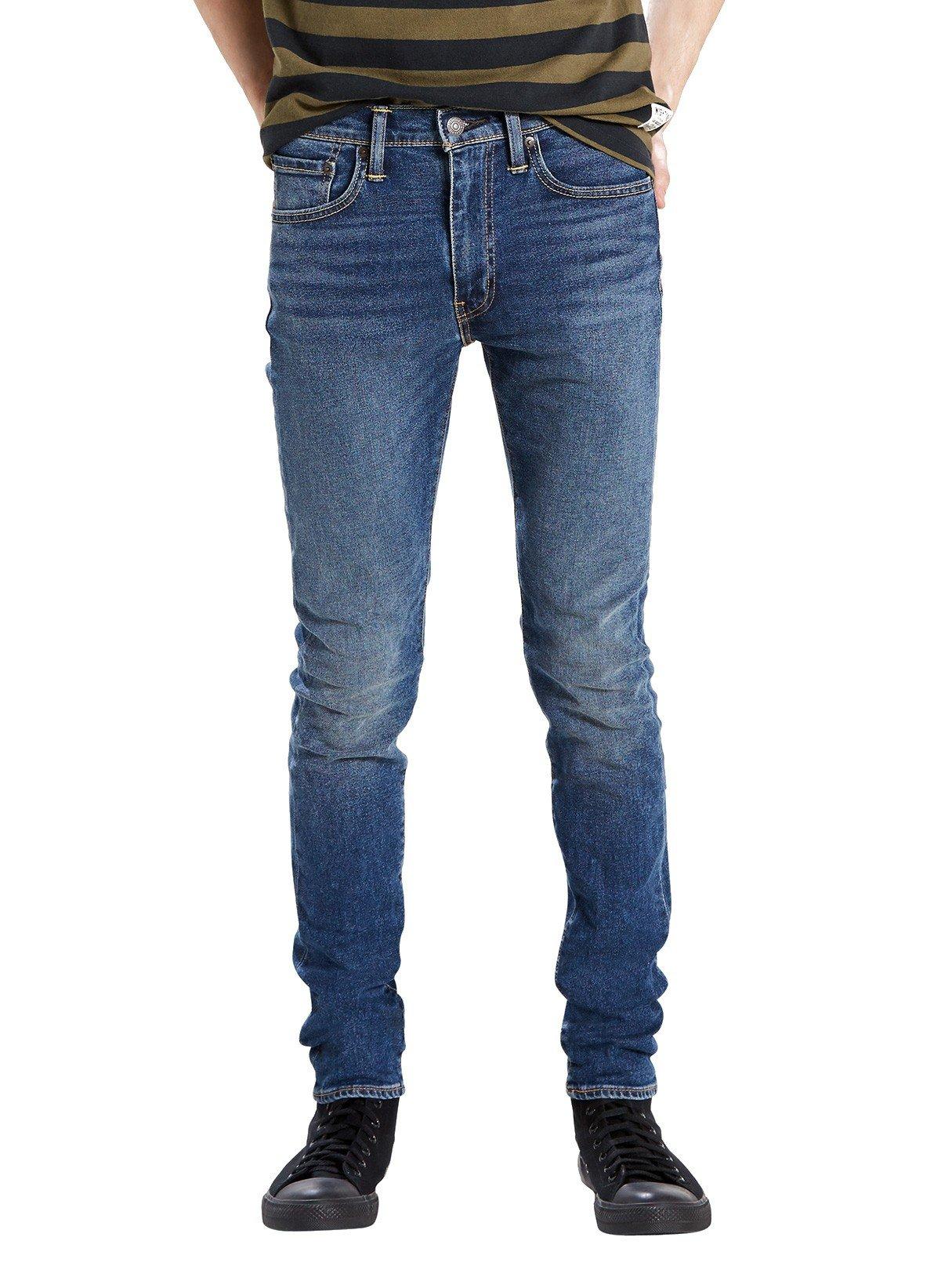 Levi's Men's 519 Extreme Skinny Fit Jeans, Blue, 31W x 30L