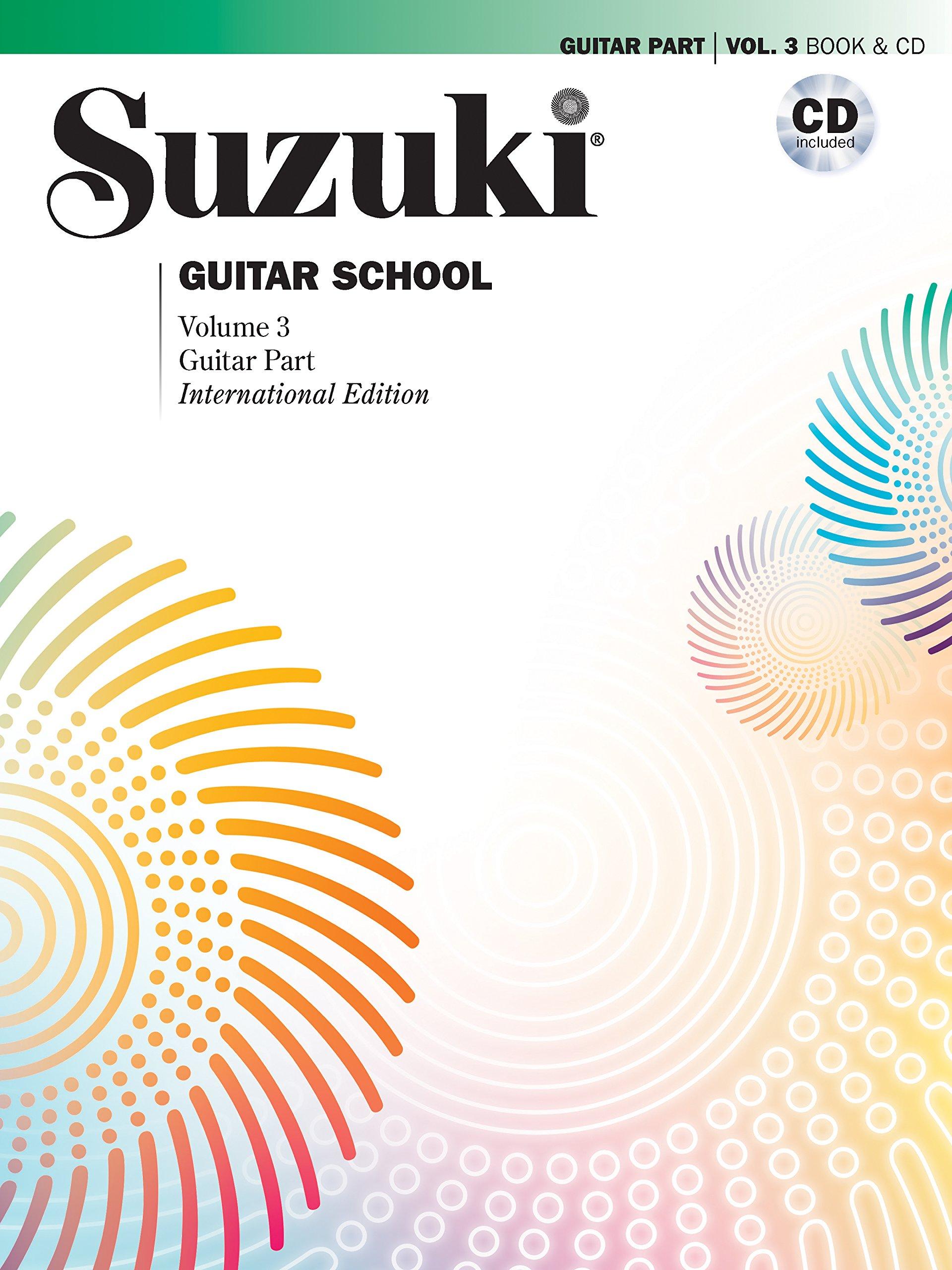 Download Suzuki Guitar School, Vol 3: Guitar Part (Book & CD) ebook
