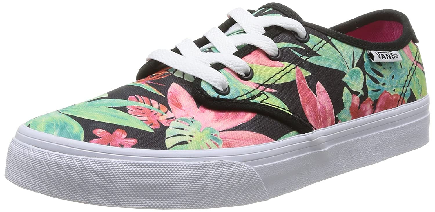 Vans Shoes  Vans Camden Girls Sports Shoes Tropical Floral