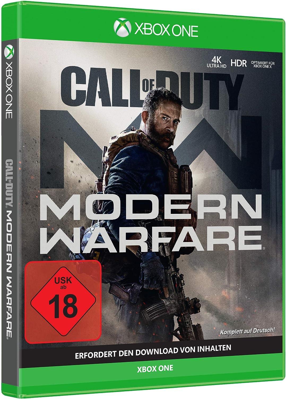 Call of Duty: Modern Warfare - Xbox One [Importación alemana]: Amazon.es: Videojuegos