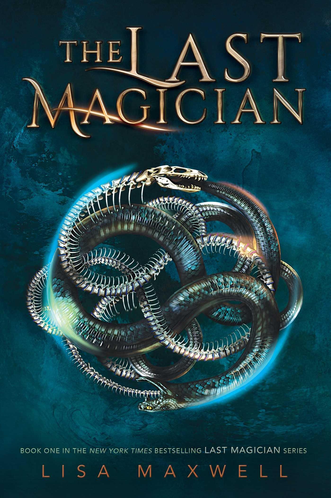The Last Magician pdf epub