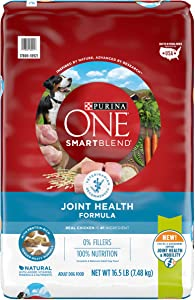 Purina ONE SmartBlend Natural Large Breed Formula Adult Dry Dog Food
