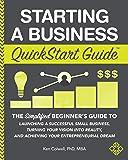 Starting a Business QuickStart Guide: The