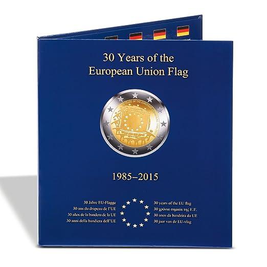 Leuchtturm 347757 Münzalbum Presso Für 2 Euro Gedenkmünzen