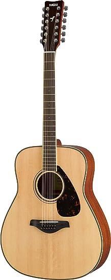Yamaha FG820 12-String Acoustic Guitar