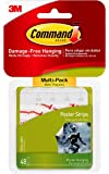 Command Classroom Decorating Strips, Easy On, Easy Off, Multi-Pack