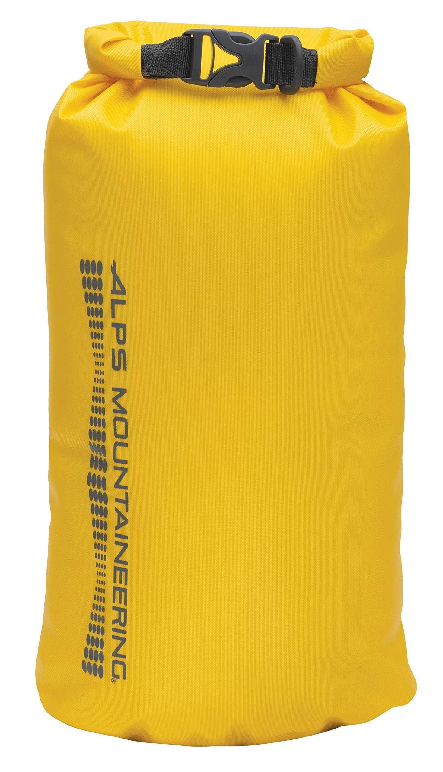 ALPS Mountaineering Dry Passage Waterproof Dry Bag 35L, Gold by ALPS Mountaineering