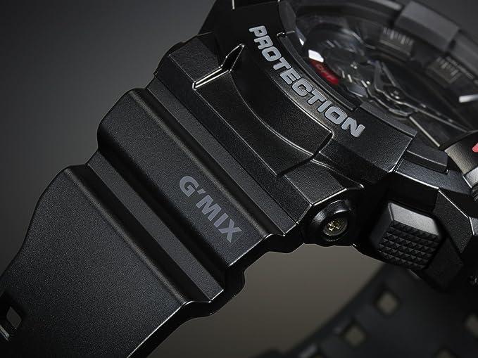 b878c9c42e9d Amazon.com  CASIO G-SHOCK 「G MIX」 GBA-400-1AJF Men s Japan import  Watches