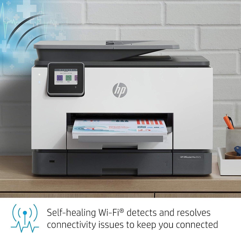 Amazon.com: Impresora inalámbrica todo en uno HP OfficeJet ...