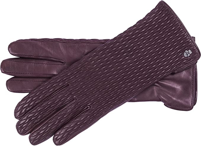 Roeckl Damen Handschuhe Classic Einfarbig