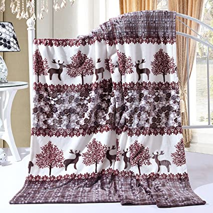 Bon Decorative Throw Blankets Couch Throws Sofa Cover Fleece Blankets For Bed  Couch Soft Warm Bedding Sofa